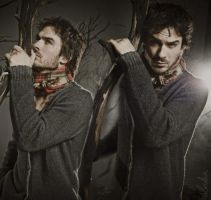Ian Somerhalder - Unkwnown by abrden