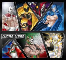 Lucha Libre by zeth3047