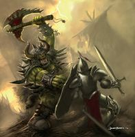 Orc by jbconcept