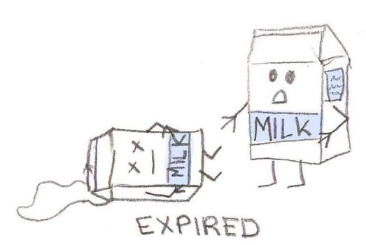 Expired Milk by TelevisionBox