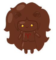 Chocostuck: Choco-Aradia by to-much-a-thing