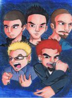 Hybrid Theory by chaixing