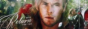 77 - Thor by Vanessax17