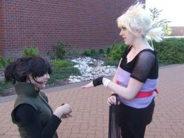 alright put it on by CosplayCrazyProducti