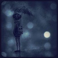 Rainy thoughts by lilibz