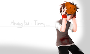 Fnaf - Missing kids - Timmy [Freddy] by AllenCRIST
