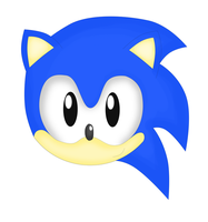 Sonic head by Supersonia
