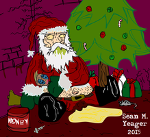 Black Christmas by Sean-M-Yeager