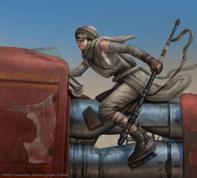 Rey by R-Valle