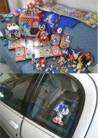 The Sonic Collection by Sonikdude750