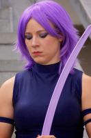 Contemplative Psylocke by gardawamtu