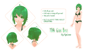 Tda Gumi Base - DL - UPDATE ! by NyaLinaa