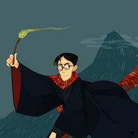 Harry Potter by NatashaFenik