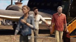 Uncharted 3 gif by ScionChibi
