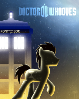 Doctor Whooves by Tico-Machi
