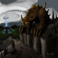 Golem by Ash3ray
