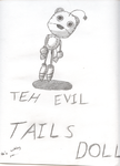 TEH TAILZ DOLL by Darknessthecurse