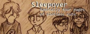 Snk Short Comic - Sleepover by Tavoriel