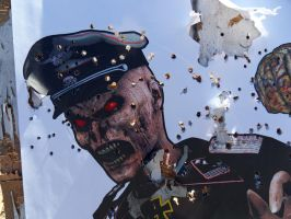 Zombie Nazi by bustersnaps