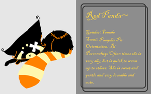 .:Red Panda- Ref:. by DancingWithDreams