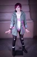Fetch infamous cosplay by MiahObsession