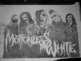 Motionless In White by leeinanimus