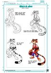 Basket ball tiger step by step by celaoxxx