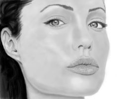 Angelina Jolie by quirkypink