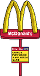 Mcdonald Sign Furcadia by Valforwing