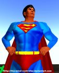 Classic Superman by The-Mind-Controller