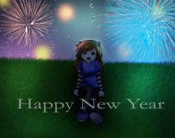 Happy New YEAR by Hero-of-Awesome