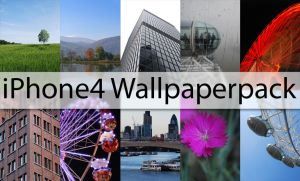 iPhone4 Wallpaperpack by photoartiste