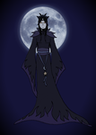 Skylord Twillon the Night by The-Serene-Mage