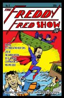 Freddy Fred Show Promo Poster 2006 by aldoggartist2004