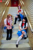 KnT: After School by sorairo-days