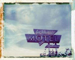 Los Alamitos Motel by fishtankbabe