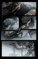 Silent Hill Downpour #3 Page 6 by T-RexJones