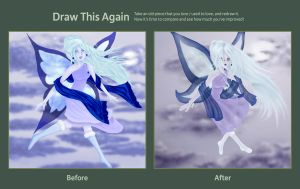 Draw this Again Challenge by sisaat