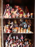 collection of my figures by TIGRAx4