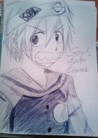 Soul Eater Evans by Killjoy-Chidori