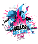 Roller Girls Squad of Beverly Hills by Pikila