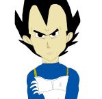 Vegeta-DBZ by NightmareOnElmStFan