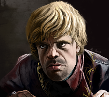 Tyrion - Game of Thrones by DrManiacal