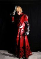 Vash The Stampid by alsquall
