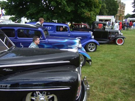hot rod show   , old Walden by Sceptre63