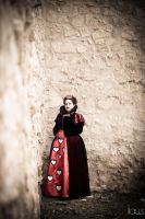 Queen of Hearts_I by LeChatNoirCreations