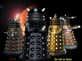 The Cult of Skaro by hrlfg