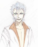 Grimmjow_1 by ReySilver