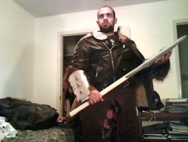 Garruk Costume by rother011
