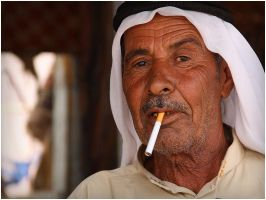 My Taxi driver in Sinai, Egypt by sabdesign